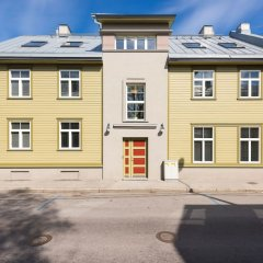 Tallinn Apartment Hotel парковка
