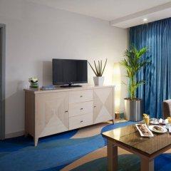 Radisson Blu Hotel, Liverpool комната для гостей фото 4
