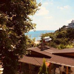 Erkin Beach Club Hotel пляж