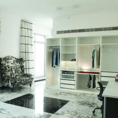 Апартаменты Downtown Al Bahar Apartments Дубай интерьер отеля