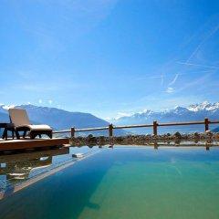 Отель Alpin & Relax Hotel das Gerstl Италия, Горнолыжный курорт Ортлер - отзывы, цены и фото номеров - забронировать отель Alpin & Relax Hotel das Gerstl онлайн приотельная территория фото 2