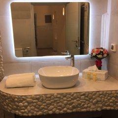 Отель Ariana Suites - Adults Only Греция, Остров Санторини - отзывы, цены и фото номеров - забронировать отель Ariana Suites - Adults Only онлайн ванная фото 2