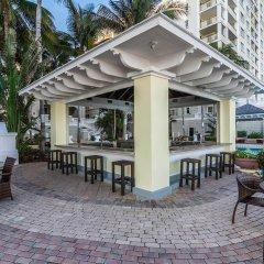 Отель Jewel Grande Montego Bay Resort & Spa гостиничный бар