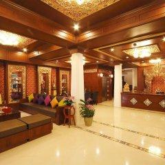 Rayaburi Hotel Patong Пхукет интерьер отеля