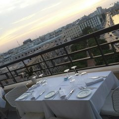 Отель Grande Albergo Delle Nazioni Бари балкон