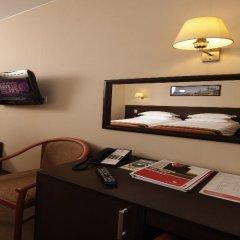 Гостиница Рамада Москва Домодедово Стандартный номер с разными типами кроватей фото 8