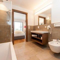 Hotel Lambrechtshof Аппиано-сулла-Страда-дель-Вино ванная фото 2