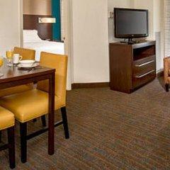 Отель Residence Inn by Marriott Washington, DC/Dupont Circle США, Вашингтон - отзывы, цены и фото номеров - забронировать отель Residence Inn by Marriott Washington, DC/Dupont Circle онлайн комната для гостей фото 4