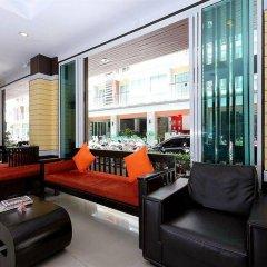 @Home Boutique Hotel Patong интерьер отеля фото 2