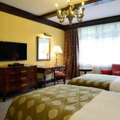 Гранд Отель Поляна Виллы комната для гостей фото 4