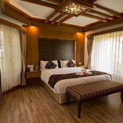 Отель Park Village by KGH Group Непал, Катманду - отзывы, цены и фото номеров - забронировать отель Park Village by KGH Group онлайн комната для гостей фото 4