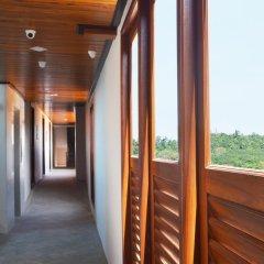 Отель David Residence балкон