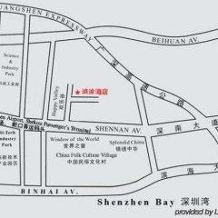 Отель Shenzhen Hongbo Hotel Китай, Шэньчжэнь - отзывы, цены и фото номеров - забронировать отель Shenzhen Hongbo Hotel онлайн городской автобус