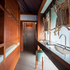 Отель Le Meridien Bora Bora сауна