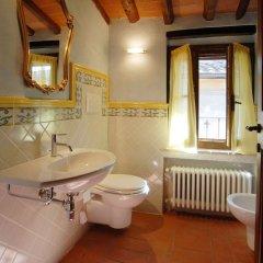 Отель Tognazzi Casa Vacanze - La Viola Италия, Сан-Джиминьяно - отзывы, цены и фото номеров - забронировать отель Tognazzi Casa Vacanze - La Viola онлайн ванная