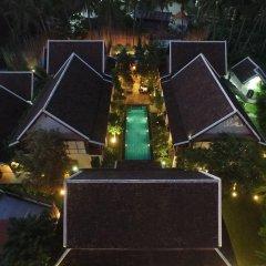 Le Sen Boutique Hotel бассейн фото 2