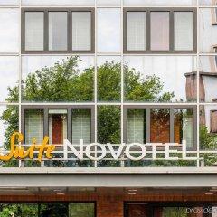 Отель Novotel Suites Berlin City Potsdamer Platz балкон