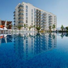 Апарт-отель Имеретинский Заповедный квартал бассейн
