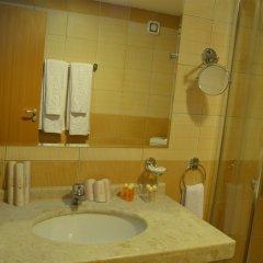 Отель Orpheus Hotel Болгария, Пампорово - отзывы, цены и фото номеров - забронировать отель Orpheus Hotel онлайн ванная фото 2