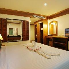 Отель Jiraporn Hill Resort Пхукет удобства в номере