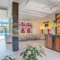 Отель Whala! boca chica Доминикана, Бока Чика - 1 отзыв об отеле, цены и фото номеров - забронировать отель Whala! boca chica онлайн интерьер отеля фото 3