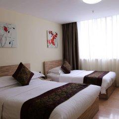 Отель Guangdong Baiyun City Hotel Китай, Гуанчжоу - 12 отзывов об отеле, цены и фото номеров - забронировать отель Guangdong Baiyun City Hotel онлайн комната для гостей фото 2