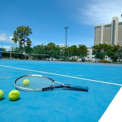 Отель Ambassador City Jomtien Pattaya - Inn Wing спортивное сооружение
