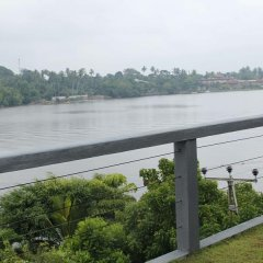 Отель Thumbelina Apartments Шри-Ланка, Бентота - отзывы, цены и фото номеров - забронировать отель Thumbelina Apartments онлайн приотельная территория