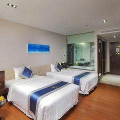 Отель Central Palace Hotel Вьетнам, Хошимин - отзывы, цены и фото номеров - забронировать отель Central Palace Hotel онлайн комната для гостей фото 3
