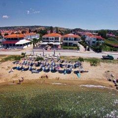 Отель Sonias House Греция, Ситония - отзывы, цены и фото номеров - забронировать отель Sonias House онлайн пляж фото 2