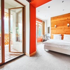 Гостевой дом Резиденция Парк Шале комната для гостей фото 13