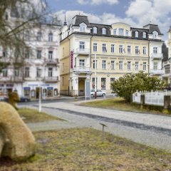 Апартаменты Apartments Marienbad Марианске-Лазне фото 6