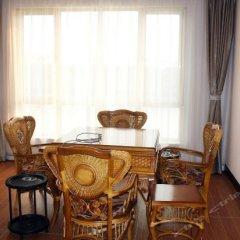 Отель Manhao Guesthouse Suzhou Xishan удобства в номере фото 2