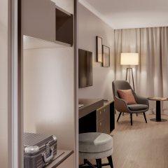 Отель The Westin Bellevue Dresden Германия, Дрезден - 3 отзыва об отеле, цены и фото номеров - забронировать отель The Westin Bellevue Dresden онлайн сейф в номере
