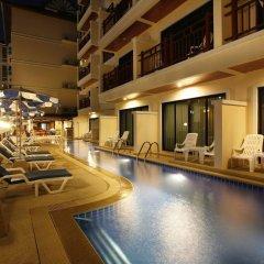 Отель Jiraporn Hill Resort Пхукет бассейн фото 2