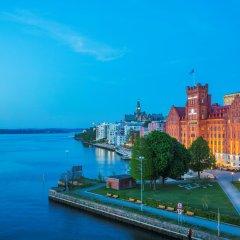 Отель Elite Marina Tower Стокгольм приотельная территория