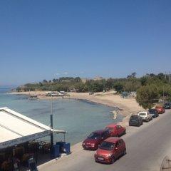 Отель Plaza пляж