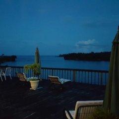 Отель Ridge Bay Chateau Ямайка, Порт Антонио - отзывы, цены и фото номеров - забронировать отель Ridge Bay Chateau онлайн пляж