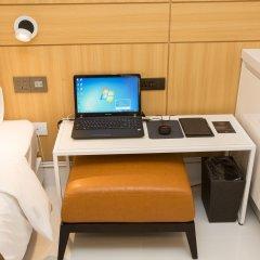 Отель Soulhada Южная Корея, Сеул - отзывы, цены и фото номеров - забронировать отель Soulhada онлайн удобства в номере фото 2