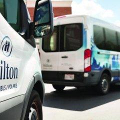 Отель Hilton Columbus/Polaris США, Колумбус - отзывы, цены и фото номеров - забронировать отель Hilton Columbus/Polaris онлайн городской автобус