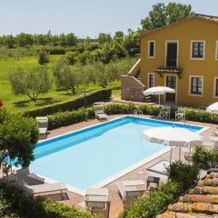 Отель Residence Il Casale Etrusco - Extranet Кастаньето-Кардуччи бассейн