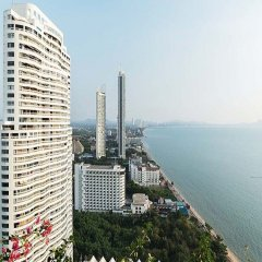 Отель Lumpini Parkbeach Jomtien Sea&Pool View by Dome Паттайя пляж