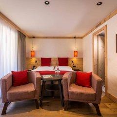 Hotel Spitzhorn комната для гостей