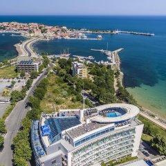 Отель SOL Marina Palace пляж