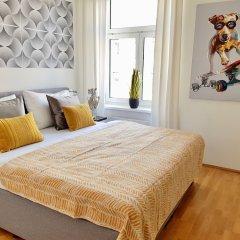 Отель Belle Art Австрия, Вена - отзывы, цены и фото номеров - забронировать отель Belle Art онлайн комната для гостей фото 3