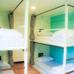 U-Night Hostel ванная