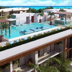 Отель The Palm At Playa Плая-дель-Кармен бассейн фото 3