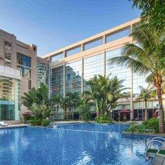 Отель St.Helen Shenzhen Bauhinia Hotel Китай, Шэньчжэнь - отзывы, цены и фото номеров - забронировать отель St.Helen Shenzhen Bauhinia Hotel онлайн бассейн