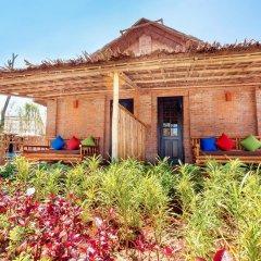 Отель Boutique Cam Thanh Resort фитнесс-зал
