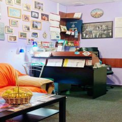 Mini-Hotel Na Beregah Nevy интерьер отеля